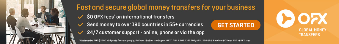 Money transfers at better rates than the banks
